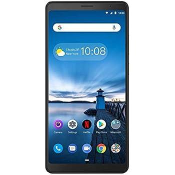 Lenovo Tab V7 Tablet (6.9 inch, 32GB, Wi-Fi + 4G Voice Calling), Slate Black