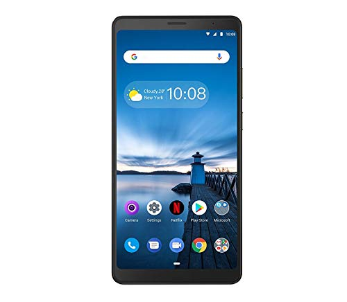 Buy Lenovo Tab V7 Tablet (6.9 inch, 32GB, Wi-Fi + 4G Voice Calling), Slate Black online in India at discounted price