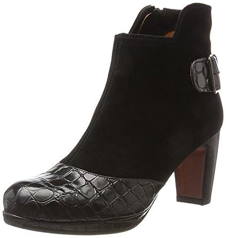 Chie Mihara Women's justgo31 Boots, Schwarz (Negro), 3 3 UK