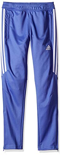 adidas Jungen Soccer Tiro 17 Training Pant Hosen, Real Lilac/White, Medium (Tiro Training Adidas Pants)