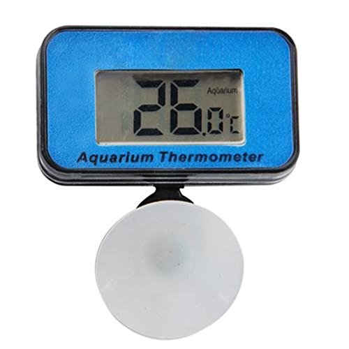 Lcd digital tauch thermometer wasserdicht f r aquarium Amazon freistehende markisen