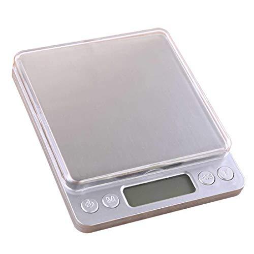 Zenuta Balance Numériques Balance De Poche Postal Cuisine Bijoux Balance De Poids 500 3000g 01g Portable Mini Electronic