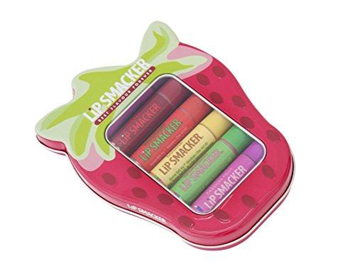 Lip Smacker 6 Baumes à Lèvres Fraise