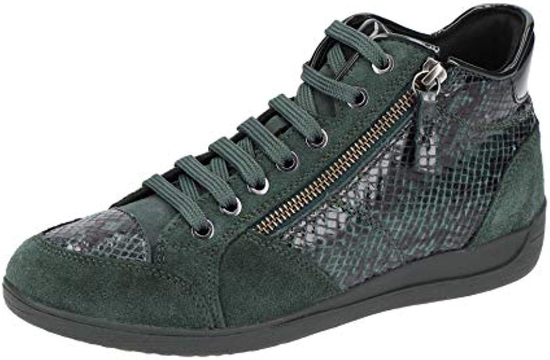 Geox D Myria C, scarpe da da da ginnastica a Collo Alto Donna | Prestazioni Superiori  | Uomini/Donne Scarpa  aafc76