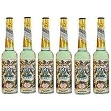 Seis (6) Botellas De Plástico - Colonia Agua De Florida 221 ...