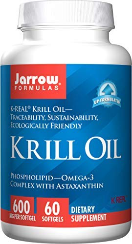 Jarrow Formulas Krill Oil - 60 Softgels