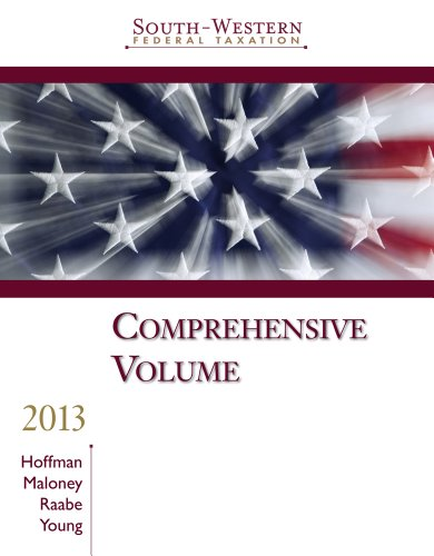 south-western-federal-taxation-2013-comprehensive-professional-edition-with-hr-block-home-tax-prepar