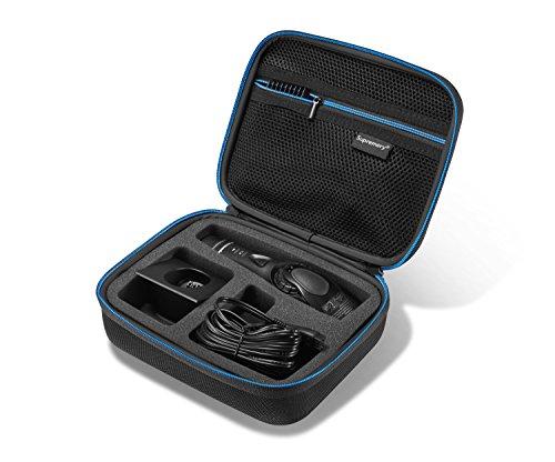Supremery Tasche für Panasonic Haarschneidemaschine ER-GP80 Case Schutz-Hülle Etui Tragetasche