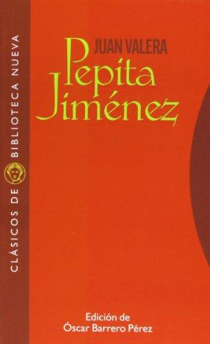 Pepita Jimenez Cover Image