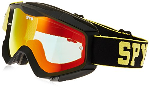 SPY OPTIC Mountainbike & Motocross KLUTCH Jersey yellow Downhill Goggle MX