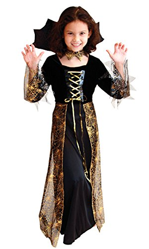 eBoutik Wizard Witch Magic Mädchen Jungen World Book Day Kostüme Halloween (Alter 6-8, ()