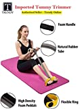 TRENDY Tummy Trimmer Perfect Abs Exerciser for Belly Fat Double Spring Tummy Trimmer