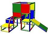Moveandstic 6011 - Kletterturm Leni mit Kleinkindrutsche