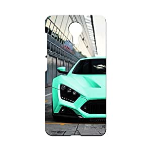 G-STAR Designer Printed Back case cover for Micromax Canvas E313 - G1138