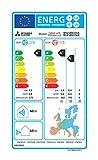 MITSUBISHI-Inverter 12000BTU Klimaanlage Pumpe Wärme msz-wn35va