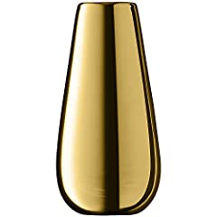 Idea Regalo - LSA-Vaso fiori Metallic H14CM oro