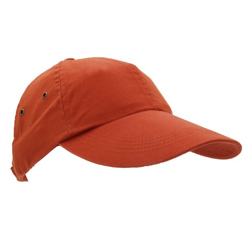 anvil Herren Low Profile Twill Cap 6 Panel / 156 one size,Orange - Texas Orange Twill-fitted Cap