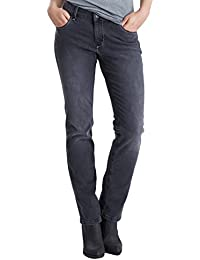 Pioneer Damen Straight Jeans Sally