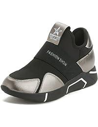 HBDLH-Zapatos de Mujer/Zapatos De Mujer Zapatos Deportivos Casuales Zapatos para Correr Trotar Pedales Transpirable...
