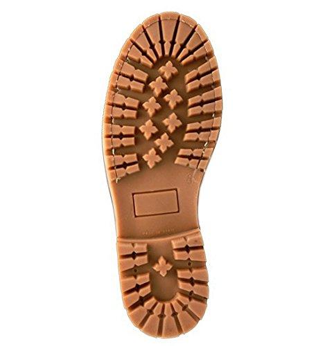 Masaltos - Chaussures rehaussantes pour homme. Jusqu'à 7 cm plus grand! Modèle Adriatico Brun