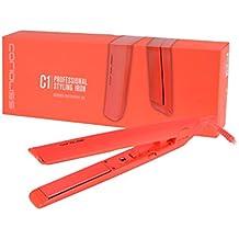 Corioliss Plancha Cerámica para el Cabello C1 Colourblock Coral - 1 unidad