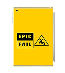 EPICCASE Epic Fall Mobile Back Case Cover For Apple Ipad Mini 2 (Designer Case)