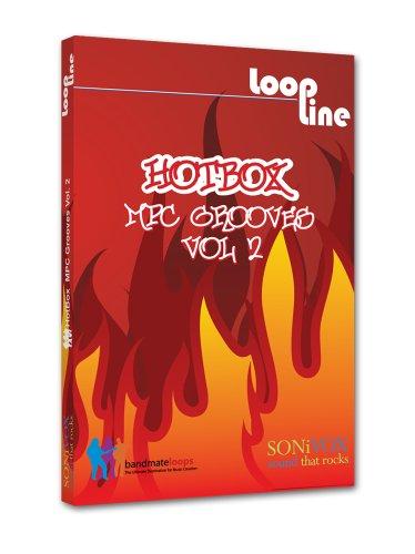 LIBRERIA DE LOOPS Y SONIDOS PARA HIP HOP SONIVOX HOTBOX VOL 2 - MPC GROOVES