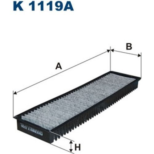 FILTRON K1119A Filter, Innenraumluft