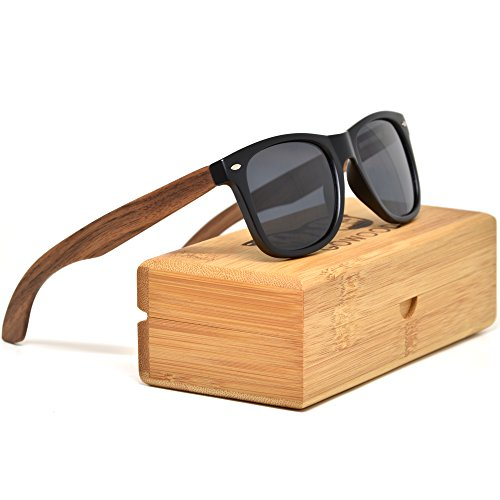 Walnut Wooden Mens and Womens Su...