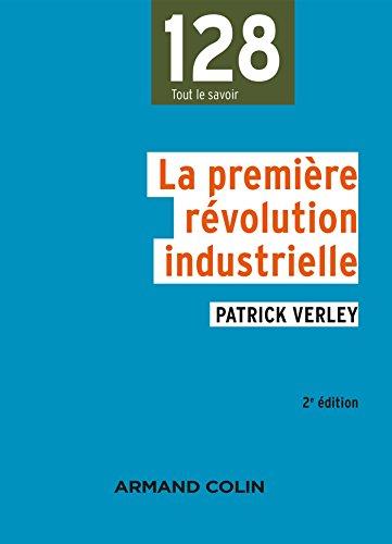 La première révolution industrielle 1750-1880 - NP