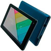 "Nvsbl Unusual Vortex Pocket - Tablet 6"" (Cortex A-8, 1 GHz, WiFi, 4 GB, 512 MB memoria RAM, Android 4.0), color azul"