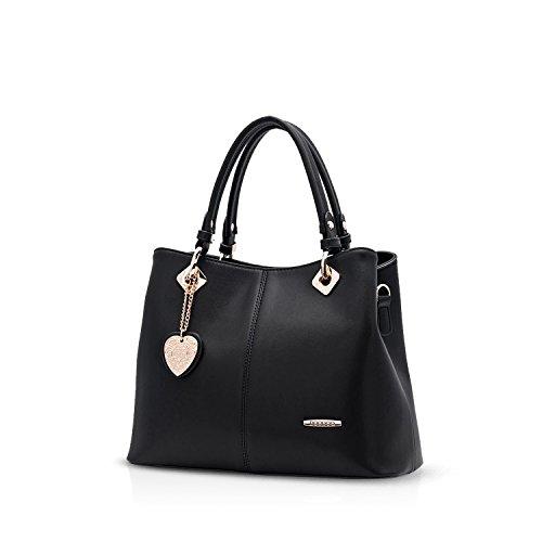 NICOLEDORIS-Fashion-Women-Handbag-Shoulder-Bag-Crossbody-Bag-Waterproof-PU-Leather