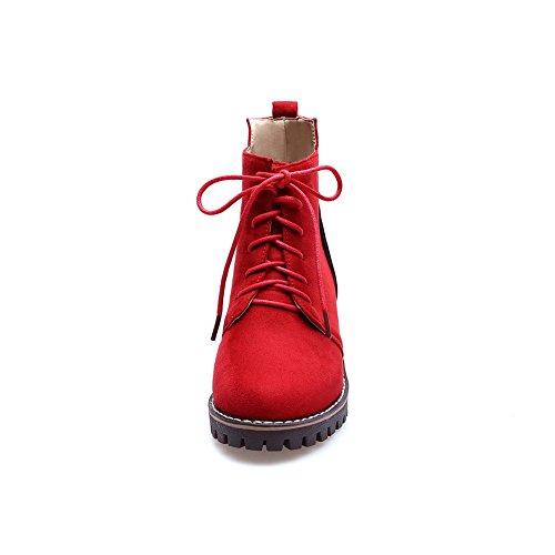 Sandales Compensées BalaMasa Abl09916 femme red qHE65UZ