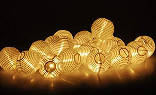 Guirnalda de farolillos LED - 10