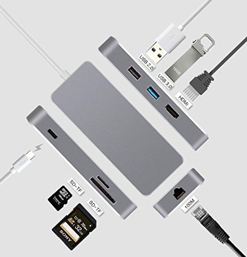 cabledeconn-thunderbolt-3-dock-hdmi-ethernet-rj45-usb-hub-adattatore-multiport-usb30-usb-di-tipo-c-c