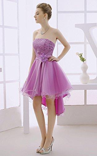 Vimans -  Vestito  - linea ad a - Donna Purple