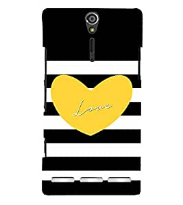 PrintVisa Designer Back Case Cover for Sony Xperia SL :: Sony Xperia S :: Sony Xperia SL LT26I LT26ii (Painitings Watch Cute Fashion Laptop Bluetooth )
