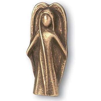 Schutzengel, Handschmeichler - Engel aus Bronze, 5,5cm