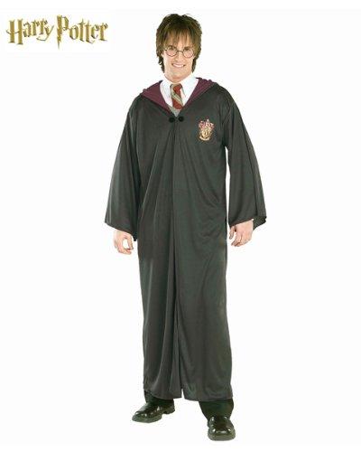 Herren Kostüm Zauberer Harry Potter Größe M/L (Dementor Harry Potter Kostüme)