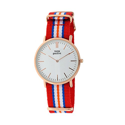 ladies-think-positiver-modell-se-w92-flachband-uhr-grosse-rose-von-cordora-rot-blau-orange