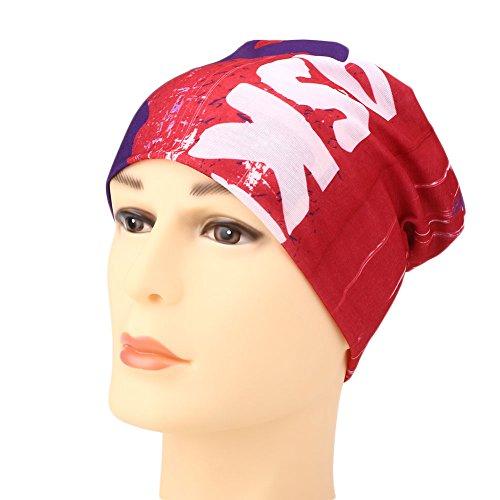 Beautyrain Kopf Gesichtsmaske Coloful Anti Wind Anti Staub Bandanas Schal Ansatz Gamasche Snood Kopfbedeckung Rohr für Radfahren