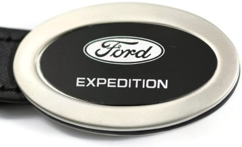 dantegts-ford-expedition-schwarz-leder-schlusselanhanger-oval-authentic-logo-kette-key-ring-schlusse