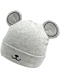 Elecenty Cappello Invernale della Ragazzi e Ragazze del Neonato Berretto Invernale  per Bebè e Berretto Invernale 18c755c3dd85