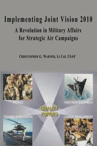 Implementing Joint Vision 2010 - A Revolution in Military Affairs for Strategic Air Campaigns