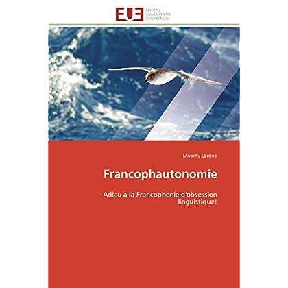 Francophautonomie