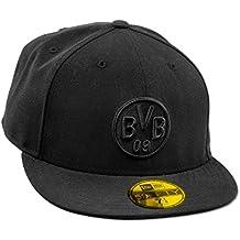 Borussia Dortmund BVB-Kappe 59FIFTY (Schwarz) b036510506