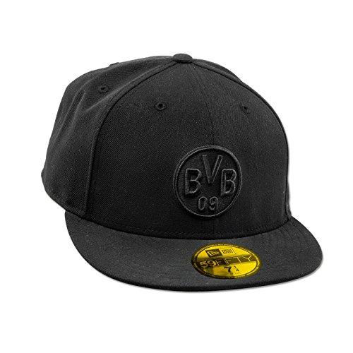 BVB-Kappe 59FIFTY (schwarz) S