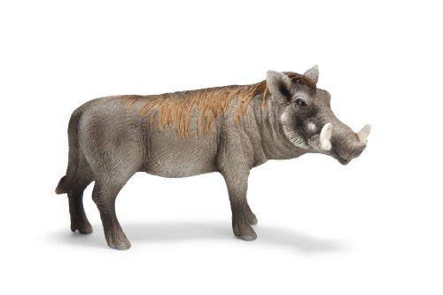 Schleich 14611  - Wild Life, Warzenschwein Eber