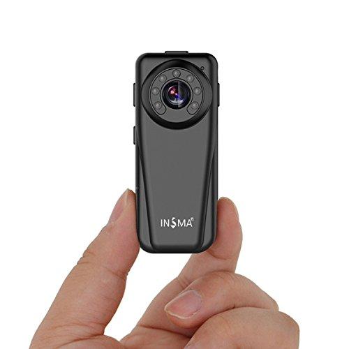 INSMA Mini Caméra Cachée Espion WIFI Enregistreur 1080p HD vidéo ... 51386888c1b7