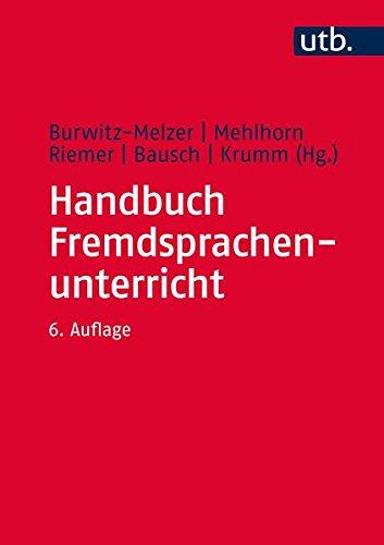 Handbuch Fremdsprachenunterricht